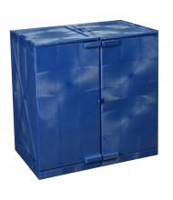 Eagle 24 Gal Polyethylene Undercounter Corrosives Chemical Storage Cabinet