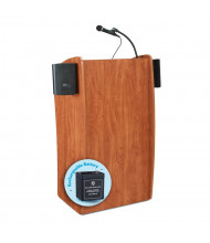 Oklahoma Sound Vision Sound System Lectern, Battery