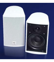 "MTX Audio MP41W Single 4"" Woofer Home Theater Speaker, White"