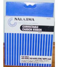 Nakajima NAKXC001 Correctable black ribbons