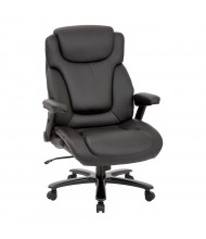 Office Star Pro-Line II 39200 Big & Tall 400 lb. Leather High-Back Executive Office Chair