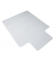 "OFM Essentials 36"" W x 48"" L Plastic Carpet Chair Mat ESS-8800C"