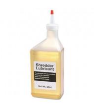 HSM Special Lubricant Shredder Oil 16 oz. Bottle 314