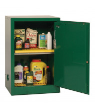 Eagle 12 Gal Pesticide Storage Cabinet (Example of Use)
