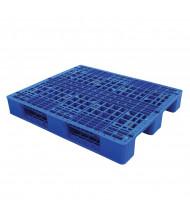 """Vestil 48"""" W x 40"""" L 13200 lb Capacity Rackable Plastic Pallet"""