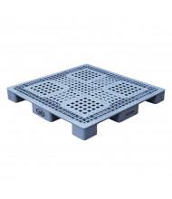 "Vestil 48"" W x 48"" L 4400 lb Capacity Plastic Pallet"