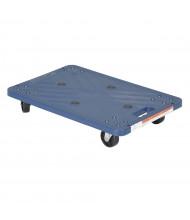 """Vestil Platform Plastic Dollies 220-500 lb (16"""" W x 24"""" L Shown)"""