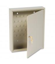 SteelMaster Dupli-Key 60 Key Two-Tag Hook Key Cabinet
