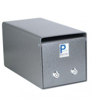 Protex SDB-104 388 Cubic Inch Dual Key Drop Box