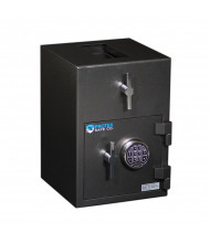 """Protex RD-2014 1.13 cu. ft. """"B"""" Rated Rotary Hopper Depository Safe"""