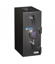 """Protex RD-2410 1.13 cu. ft. """"B"""" Rated Rotary Hopper Depository Safe"""