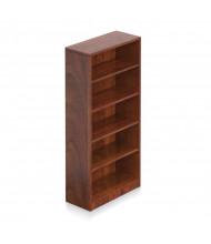 Offices to Go SL71BC 5-Shelf Bookcase (Shown in Dark Cherry)