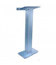 Amplivox Lite Acrylic Lectern, Frosted Acrylic