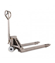 """Lift-Rite Stainless 4400 lb Load Pallet Truck 27"""" W x 48"""""""