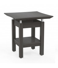 "Mayline Sterling STET 24"" W Square End Table (Shown in Grey)"