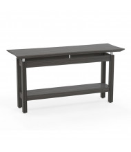 """Mayline Sterling STST 58"""" W Sofa Table (Shown in Grey)"""