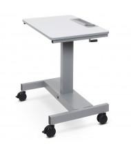 Crank Mobile Sit-Stand Student Desk
