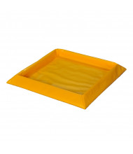 Eagle Drum Flexible SpillNest Spill Containment Trays (1-drum model)