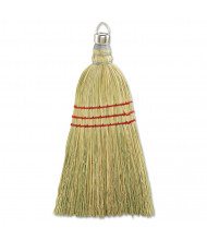 Boardwalk Whisk Broom, Yellow, Pack of 12