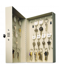 SteelMaster 28 Key Hook-Style Combination Lock Key Cabinet 201202889