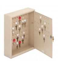 SteelMaster Dupli-Key 120 Key Two-Tag Hook Key Cabinet 201812003