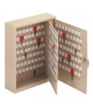 SteelMaster Dupli-Key 240 Key Two-Tag Hook Key Cabinet 201824003