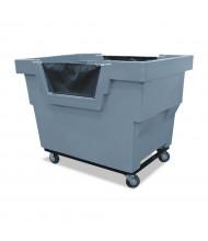 "Royal Basket Trucks Mail Truck, 1000 Lb Load, 4"" Casters"