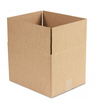 """General Supply 15"""" x 12"""" x 10"""" Corrugated Shipping Boxes, Brown, Pack of 25"""