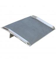 Vestil BTA Aluminum Forklift Dock Boards 5000 to 20,000 lb Load