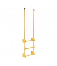Vestil DKL Walk-Through Dock Ladders (3 ft. Model Shown)