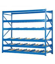 Vestil 5000 lb Load Carton Flow Racks
