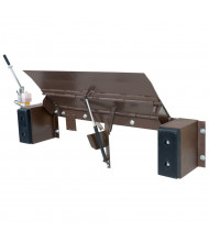 Vestil Edge-O-Dock Hydraulic Hand Pump Dock Levelers 20,000 to 25,000 lb Load