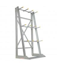"Vestil 72"" H Floor Mounted Material Rack"
