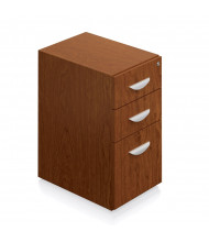 Offices to Go Ventnor VF22BBF 3-Drawer Box/Box/File Desk Pedestal Cabinet (Shown in Toffee)