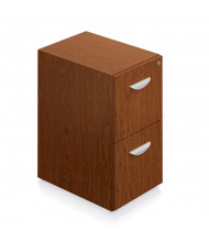 Offices to Go Ventnor VF22FF 2-Drawer File/File Desk Pedestal Cabinet (Shown in Toffee)