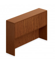 """Offices to Go Ventnor VF66HD 66"""" W Hutch (Shown in Toffee)"""