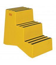 Vestil 3-Step Polyethylene Step Stool