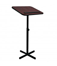 Lectern Stand, (Shown in Mahogany)
