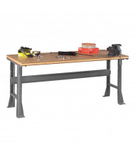 Tennsco Compressed Wood Top Fixed Leg Workbenches