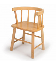 """Whitney Brothers 12"""" Bentwood Maple Chair"""