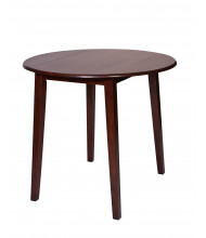 Office Star WB432 Westbrook Pub Table in Amaretto Finish