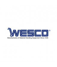 """Wesco Caster: Replacement (5"""") Spartan"""