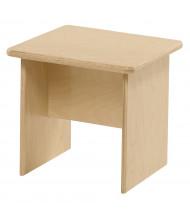 Wood Designs Preschool End Table