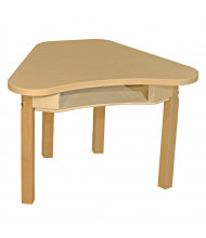Wood Designs Synergy High Pressure Laminate Student Desks