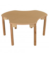 Wood Designs Synergy Union High Pressure Laminate Group Tables