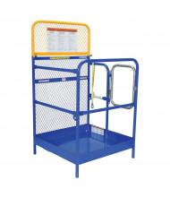 Vestil Work Platform Forklift Attachment 1000 lb Load