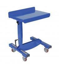 """Vestil 200 lb Load 16"""" x 24"""" Platform Mobile Positioning Work Table"""