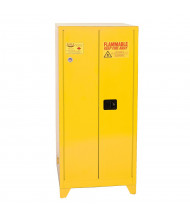 Eagle 96 Gal Combustibles Storage Cabinet with Legs