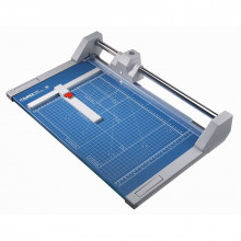 """Dahle 550 14-1/8"""" Cut Professional Rolling Paper Trimmer"""