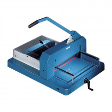 """Dahle 848 18-5/8"""" 700 Sheet Capacity Professional Stack Cutter"""